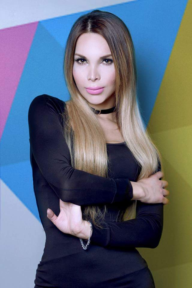 Miss Trans Star International Chile - Fabiana Andrea Tobar